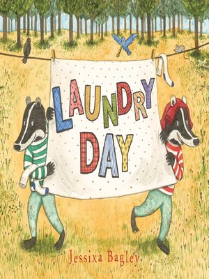 cover image of Laundry Day