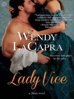 cover image of Lady Vice