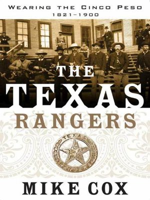 cover image of The Texas Rangers