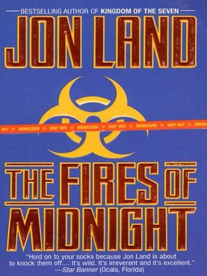 cover image of The Fires of Midnight