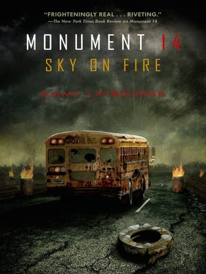 cover image of Sky on Fire