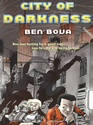 cover image of City of Darkness