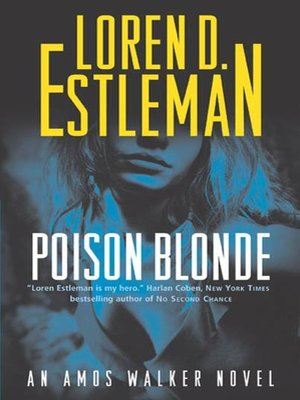 cover image of Poison Blonde