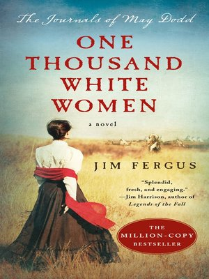 cover image of One Thousand White Women