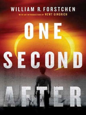 cover image of One Second After
