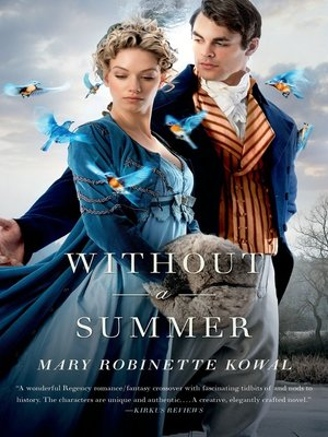 cover image of Without a Summer