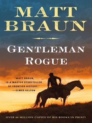 cover image of Gentleman Rogue