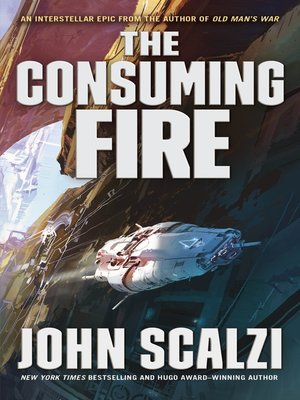 cover image of The Consuming Fire