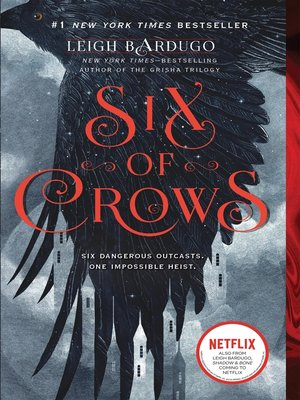 cover image of Six of Crows