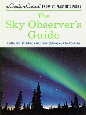 cover image of The Sky Observer's Guide