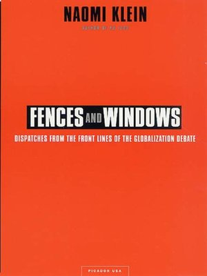 cover image of Fences and Windows