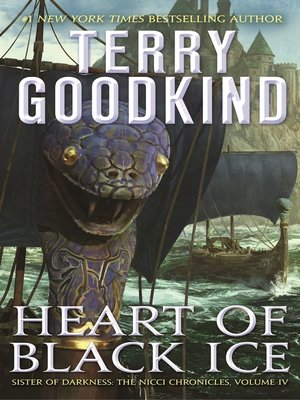 cover image of Heart of Black Ice