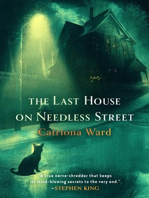 cover image of The Last House on Needless Street