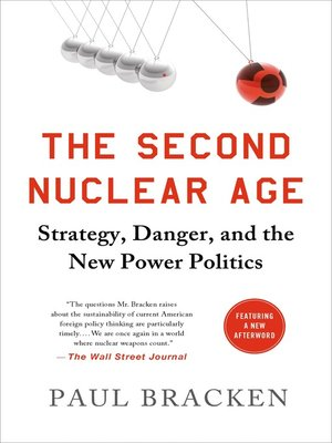 cover image of The Second Nuclear Age