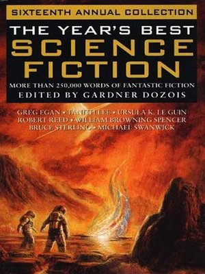 cover image of The Year's Best Science Fiction, Sixteenth Annual Collection