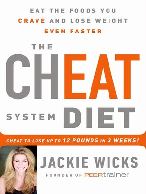 cover image of The Cheat System Diet