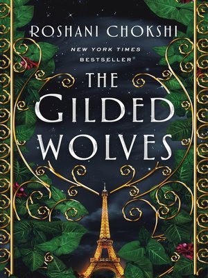 Cover image for The Gilded Wolves