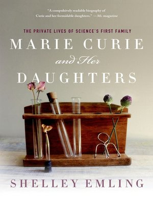 cover image of Marie Curie and Her Daughters