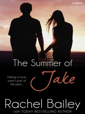 cover image of The Summer of Jake