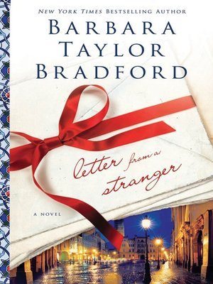 cover image of Letter from a Stranger