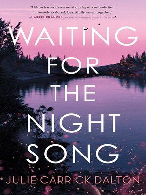 cover image of Waiting for the Night Song
