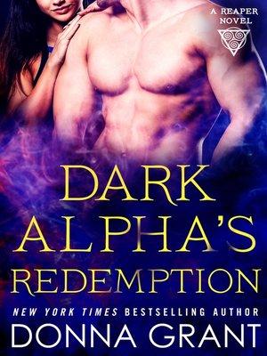 cover image of Dark Alpha's Redemption