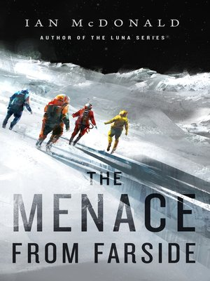 cover image of The Menace from Farside