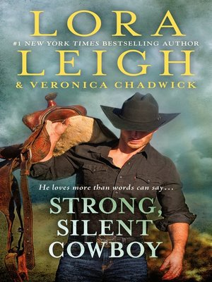 cover image of Strong, Silent Cowboy