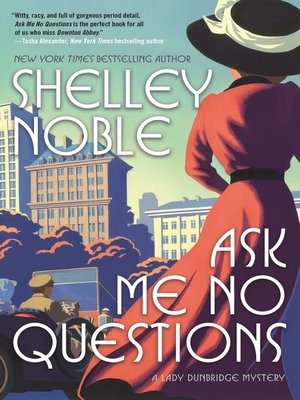 cover image of Ask Me No Questions