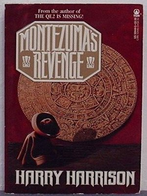 cover image of Montezuma's Revenge