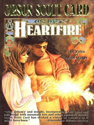 cover image of Heartfire