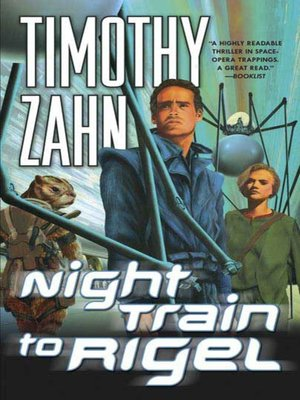 cover image of Night Train to Rigel
