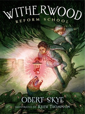 cover image of Witherwood Reform School Series, Book 1
