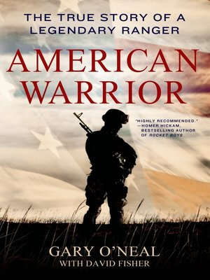 cover image of American Warrior