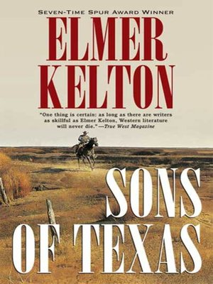 cover image of Sons of Texas