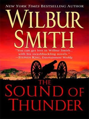 cover image of The Sound of Thunder