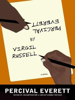 cover image of Percival Everett by Virgil Russell