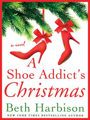 cover image of A Shoe Addict's Christmas