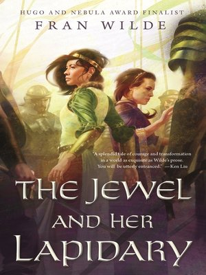 cover image of The Jewel and Her Lapidary
