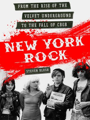 cover image of New York Rock