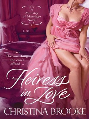cover image of Heiress in Love