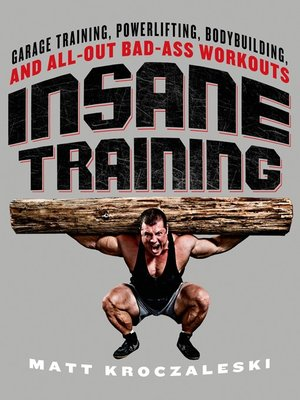 cover image of Insane Training