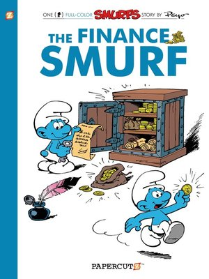 cover image of The Finance Smurf