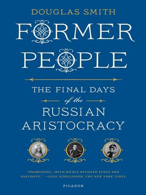 cover image of Former People