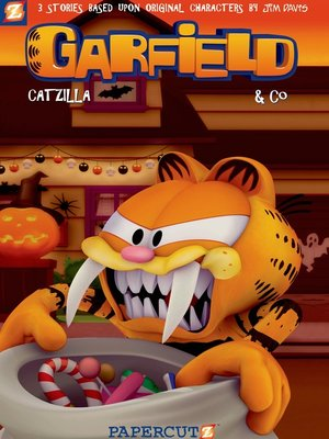 cover image of Catzilla