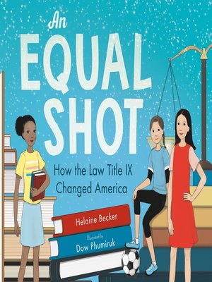 cover image of An Equal Shot