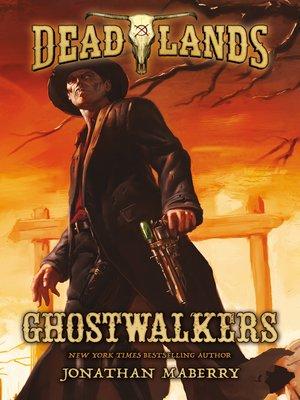 cover image of Ghostwalkers