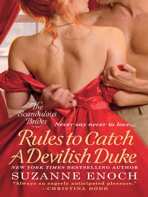 cover image of Rules to Catch a Devilish Duke