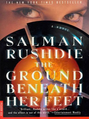 cover image of The Ground Beneath Her Feet