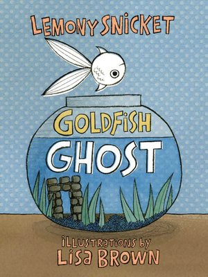 cover image of Goldfish Ghost